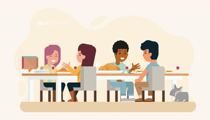 Enter EatStreet's NOMzgiving Giveaway!